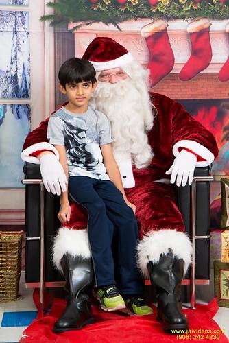 Santa at Teecs-76
