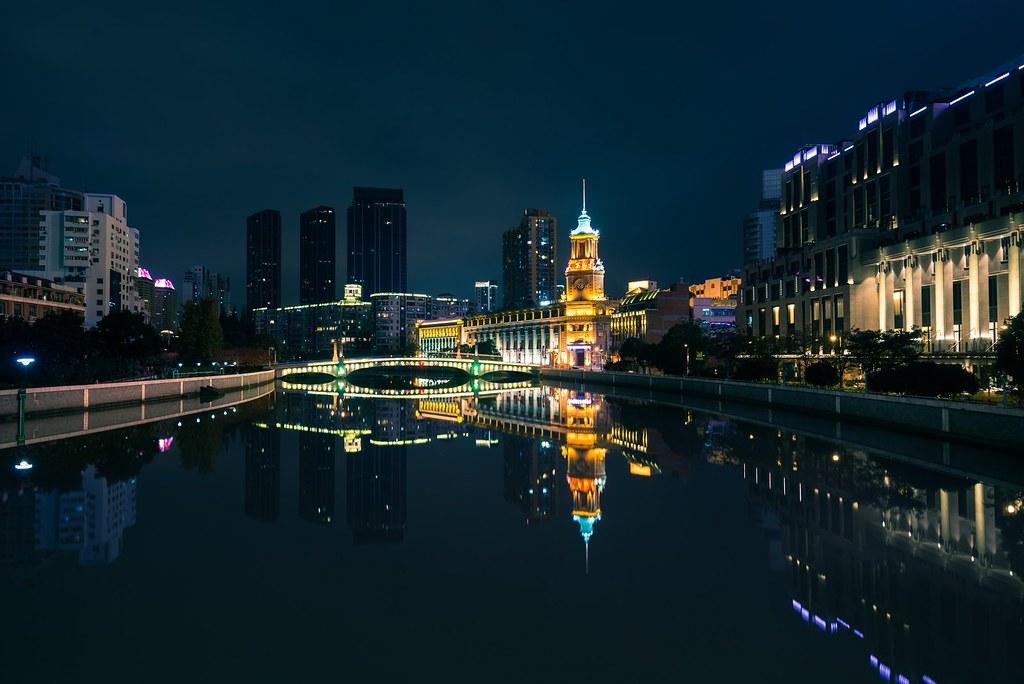 Luxury Shanghai Hotel Nanjing Road   The Portman Ritz
