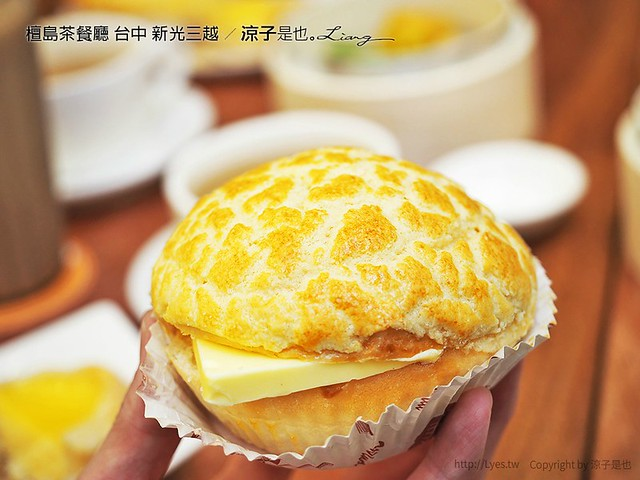檀島茶餐廳 台中 新光三越 47