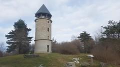 2017 12 Wintercross #04 - Tour Matagrin - Photo of Saint-Cyr-de-Valorges