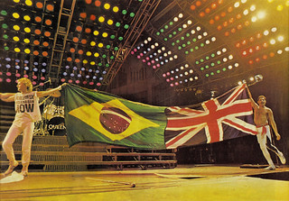 Queen live @ Rock In Rio #1 - 1985