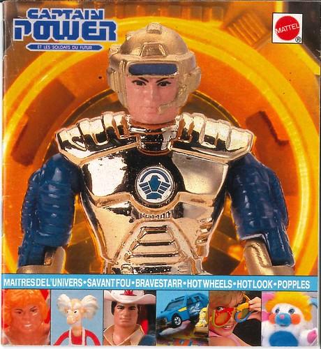 Catalogue Mattel 1987-88 Garçon