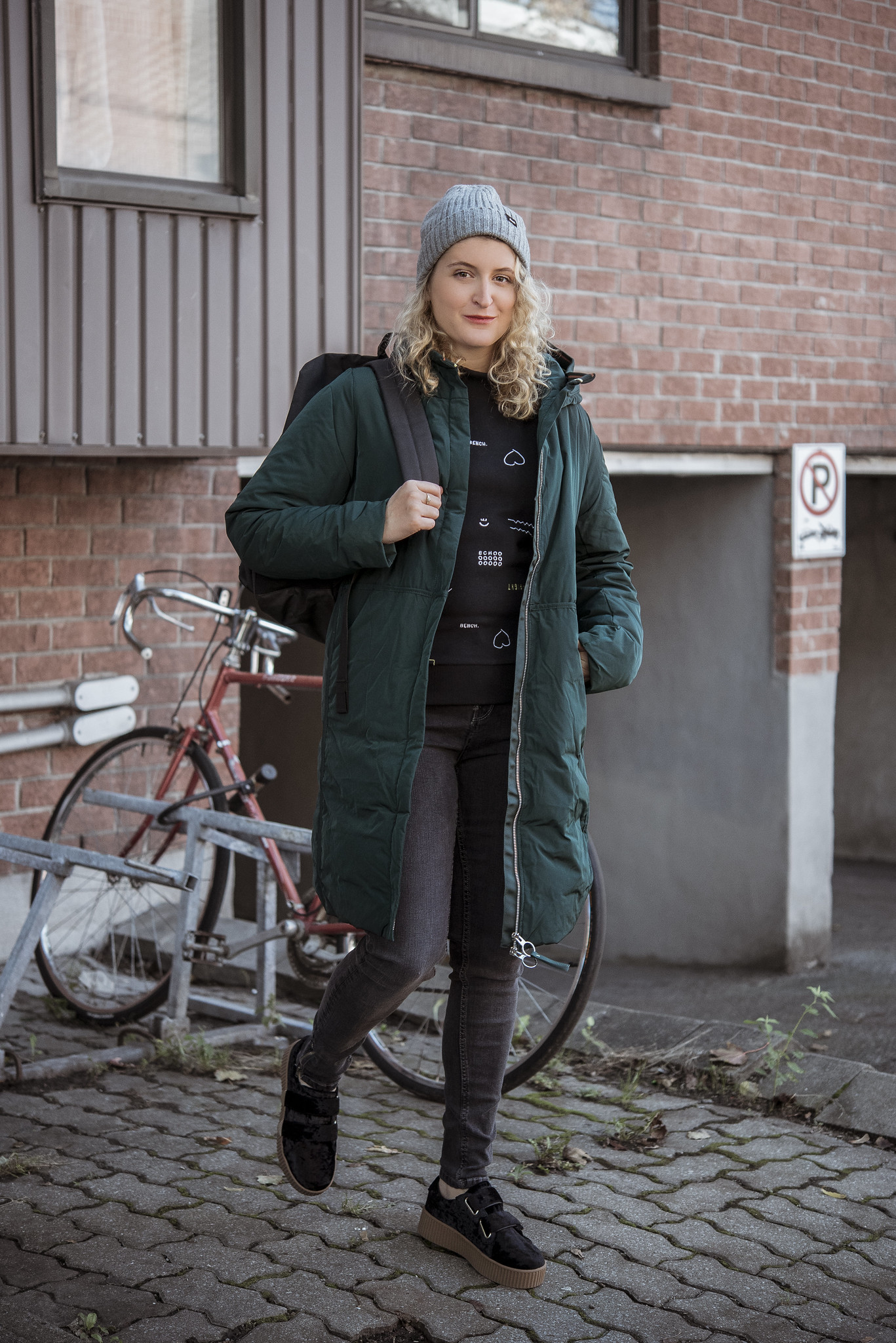 look complet d'hiver
