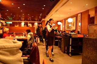 Din Tai Fung restaurant (Taiwan 2017)