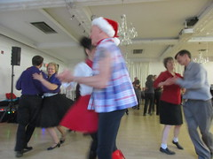 Triangle Squares Holiday Dance, Dec 2017