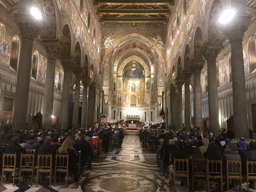 21.11.2017 - S. Messa per la Virgo Fidelis