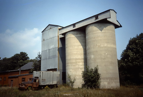 Farm Equipment - Kodachrome - 1989 (2)