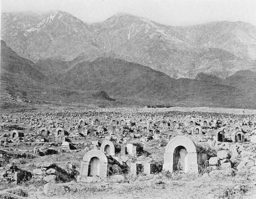 china graves