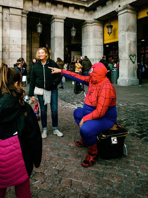 ... The Amazing Spider-Man ...