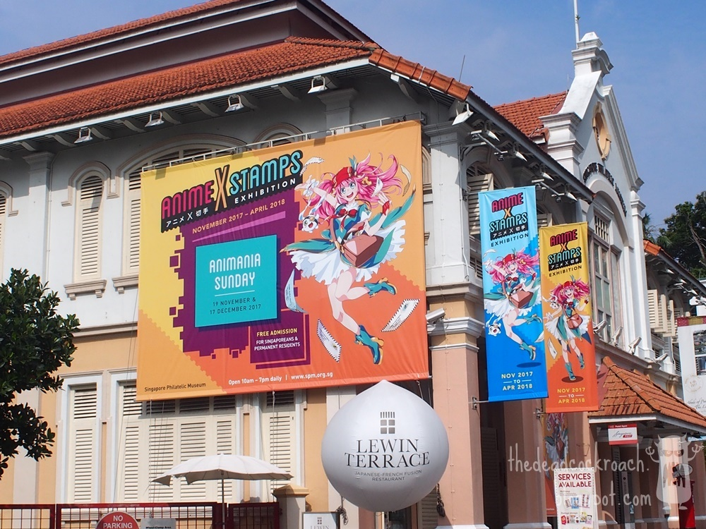 anime, astro boy, chibi maruko-chan, conan, detective conan, doraemon, museum, naruto, philatelic museum, rantarou, singapore, singapore philatelic museum, stamps, studio ghibli, where to go in singapore, japan, japanese animation, anime x stamps