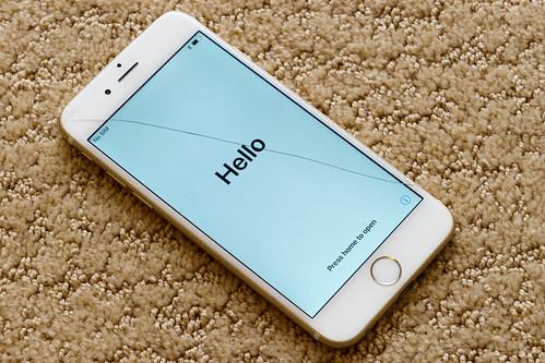Nehody, náhody, katastrofy: Jak popravit telefon?