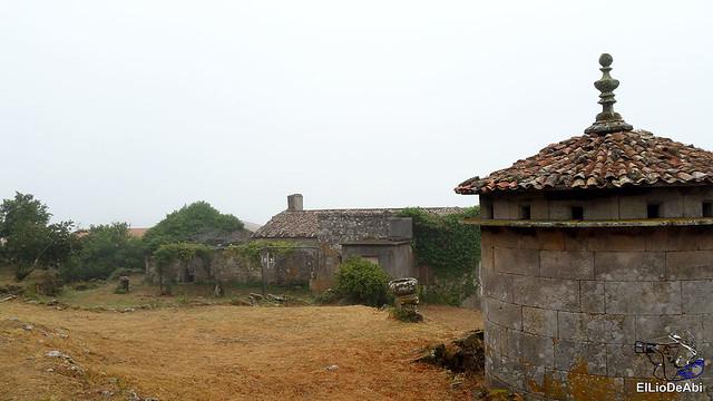 Horreos de Carnota y Lira, los mas grandes de Galicia 12