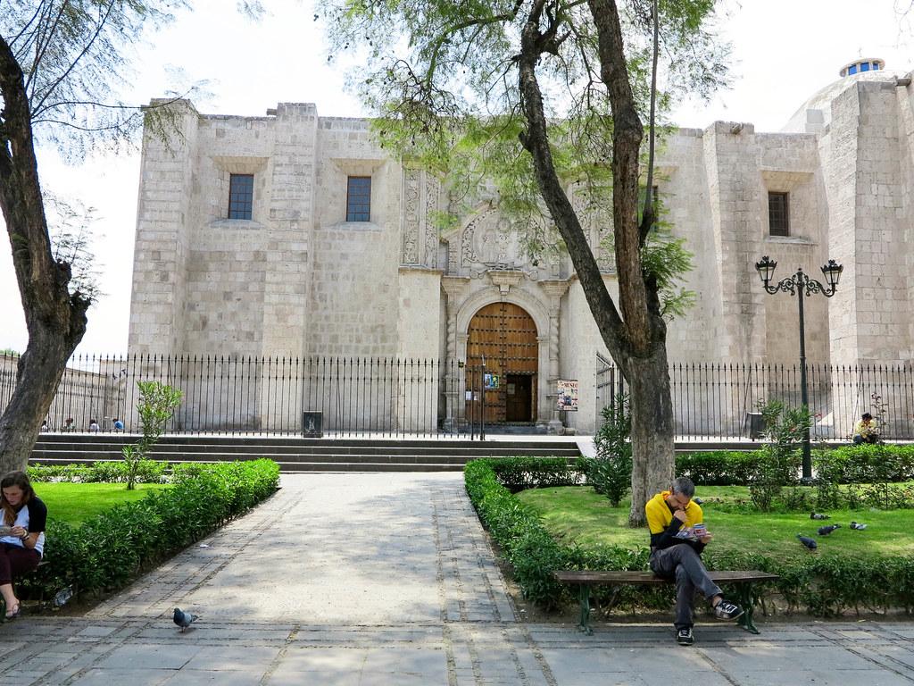 Paseo por Arequipa