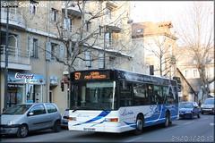 Heuliez Bus GX 117 - SCAL (Société Cars Alpes Littoral) / Linéa - Photo of Gap