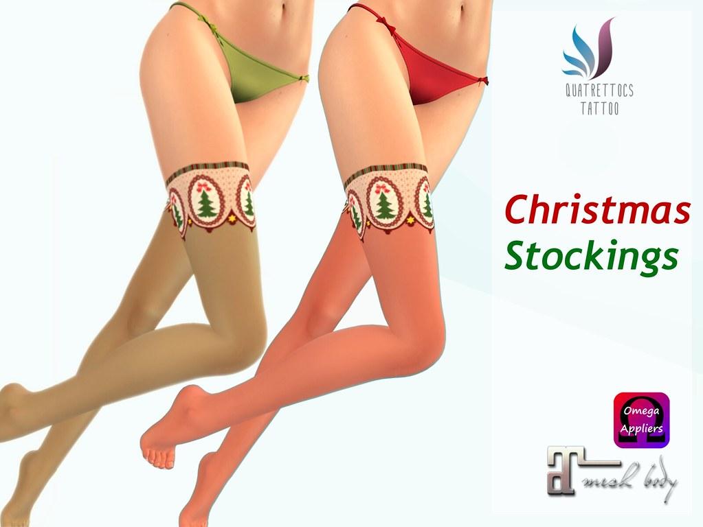 Christmas Stockings - TeleportHub.com Live!