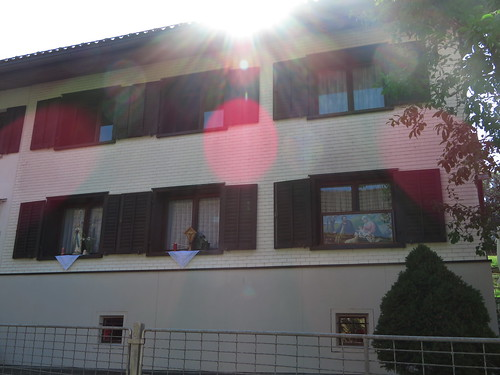 20170615 05 118 Jakobus Satteins Fronleichnam Hausfassade