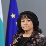 Temenuzhka Petkova, Minister of Energy