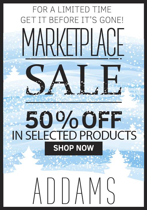 ADDAMS MARKETPLACE SALE <3 - TeleportHub.com Live!