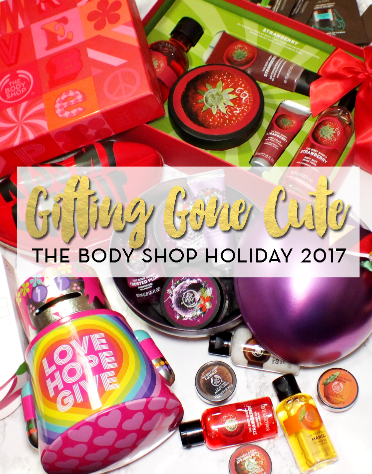 the body shop holiday 2017