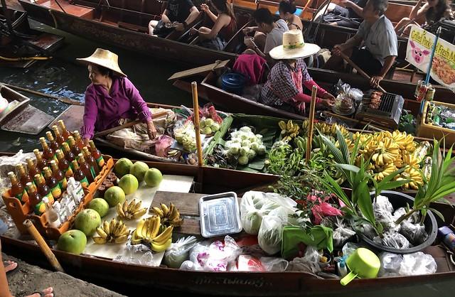 Damnoen Saduak Floating Market 82