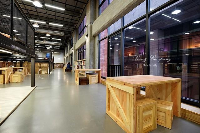 【台北親子免費景點】新北市立圖書館江子翠分館兒童室4