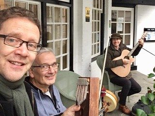 Chris Conway & Dan Britton & Martin Cole - Clovelly Herring Festival