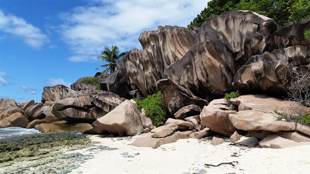 Grand Anse La Digue Seszele