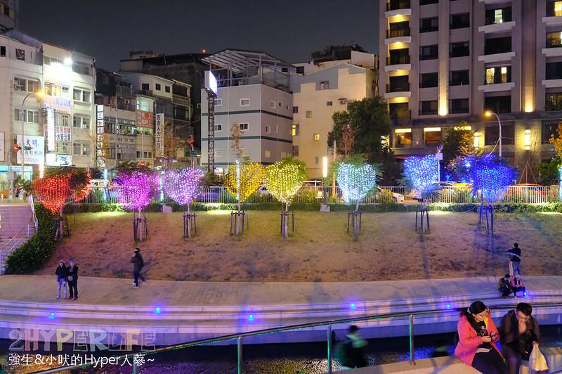 愛上柳川-冬季戀曲 創意藝術光景展覽 (5)