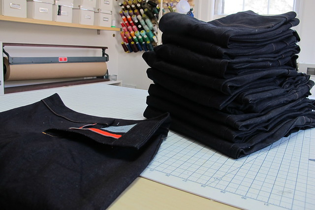 Jeans Samples!