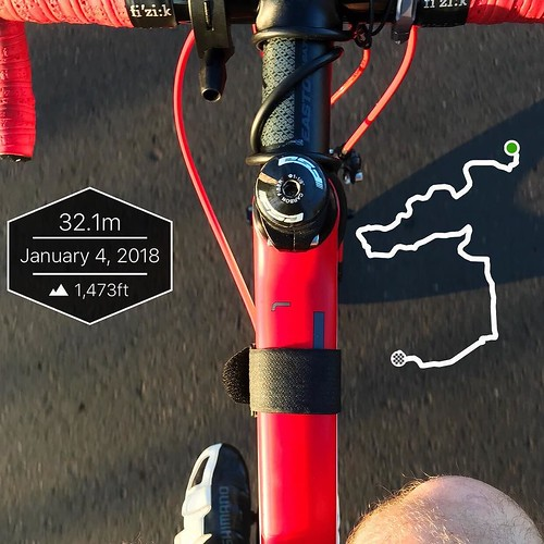 Dawn Patrol and then rode to work, kept changing riding partners. First the VeloNutz, then a couple others I knew. . . . #legs #red #litespeed @litespeedbikes #roadbike #roadride #roadcyling #velonutz #velographic #sandiego #winter