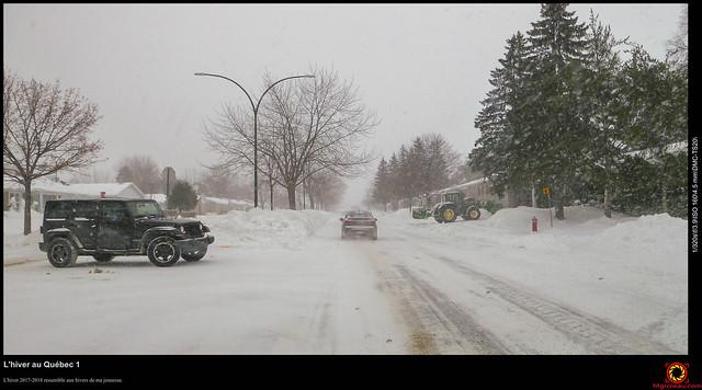 L'hiver au Québec 1