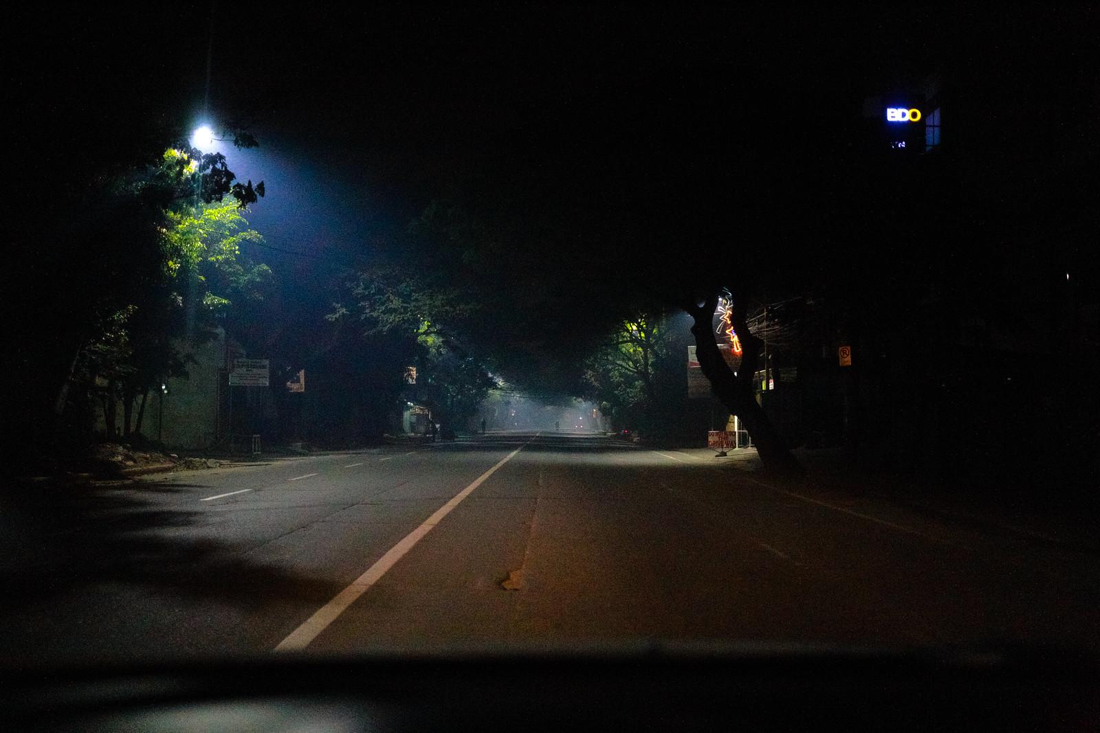 Hazy Road Ahead