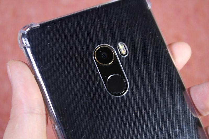 Xiaomi Mi Mix 2のTPU透明ケースを2つ開封レビュー (23)