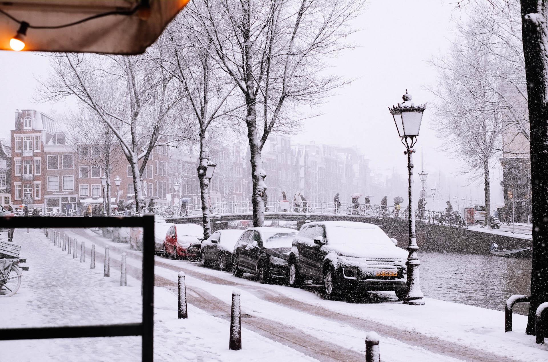 Amsterdam, White Winters