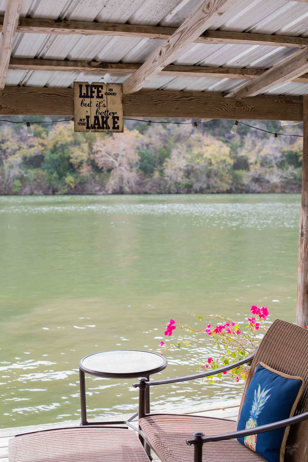 enjoy a day at lake Austin