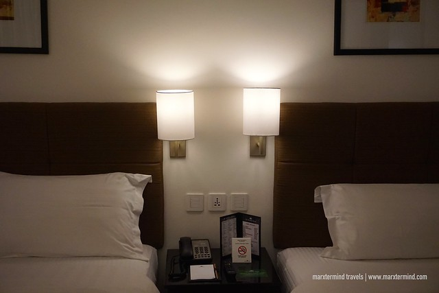 Beds Executive Superior Room - City Garden Hotel Makati