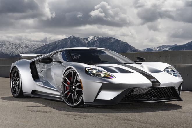 【圖二】Ford GT超級跑車將現身2018世界新車大展 以極致賽道精神演繹「先進動力 智能駕馭」