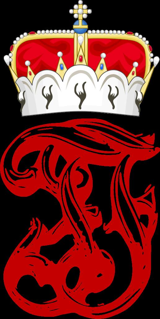Imperial Monogram of Archduke Franz Ferdinand