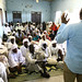UNAMID, community leaders discuss inter-communal conflict in Kongo Haraza, West Darfur