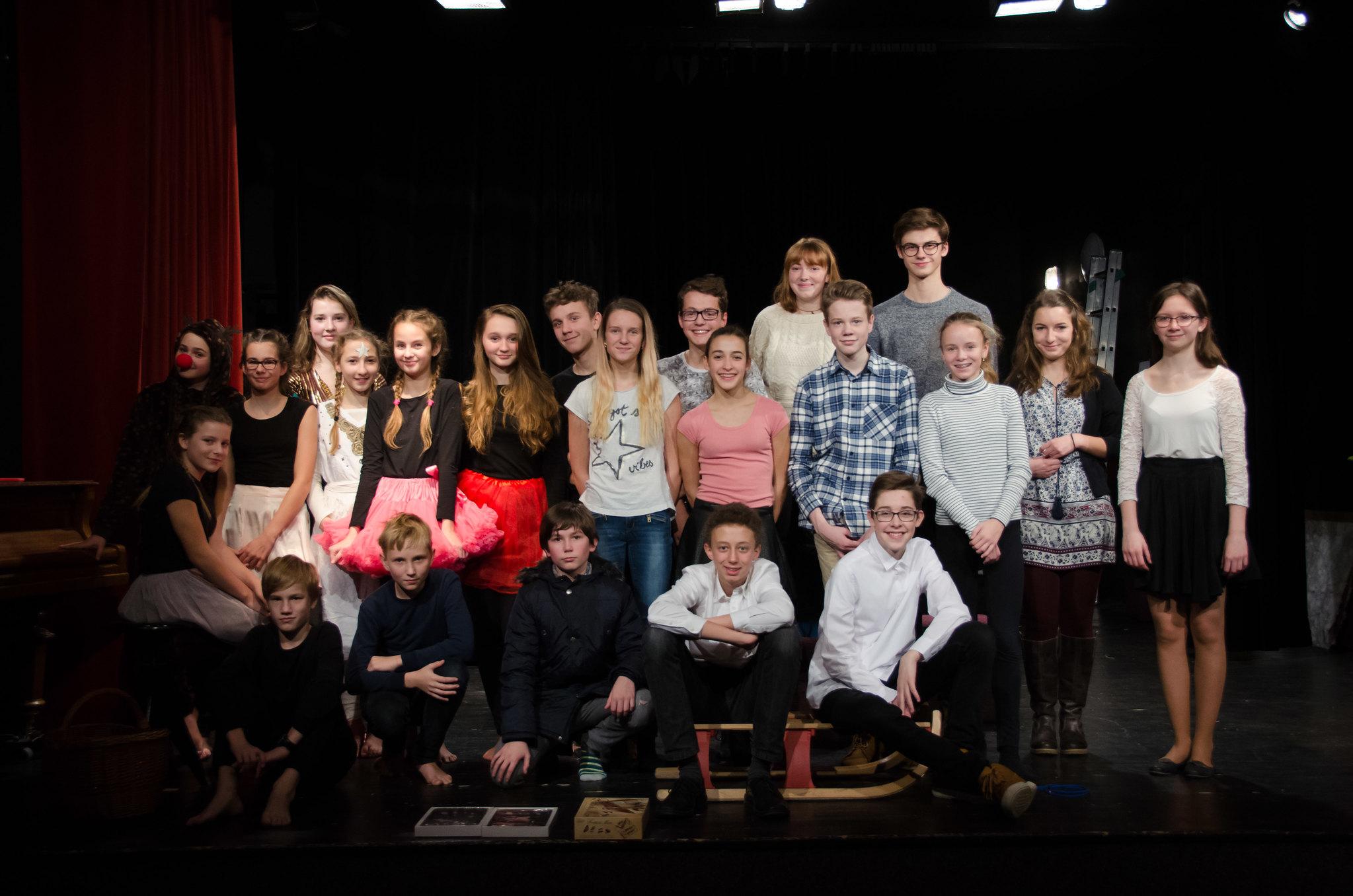 Vánoční představení 2017
