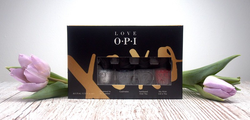 OPI XoXo Holiday 2017