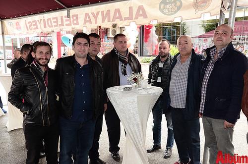 Bilal Bilgin, Şevki Erken, Emin Yakar, Barış Köseoğlu, Hasan Şenli, Nevzat Topal, Mehmet Topla