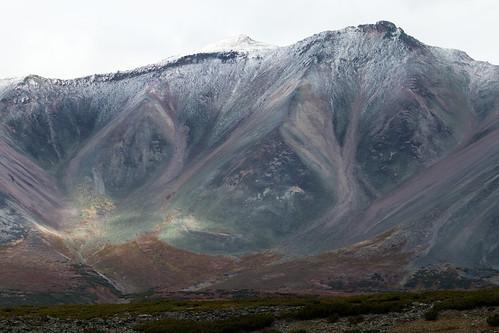 Itjinskij volcano