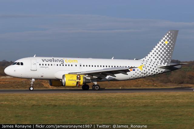EC-MIR | Airbus A319-112 | Vueling