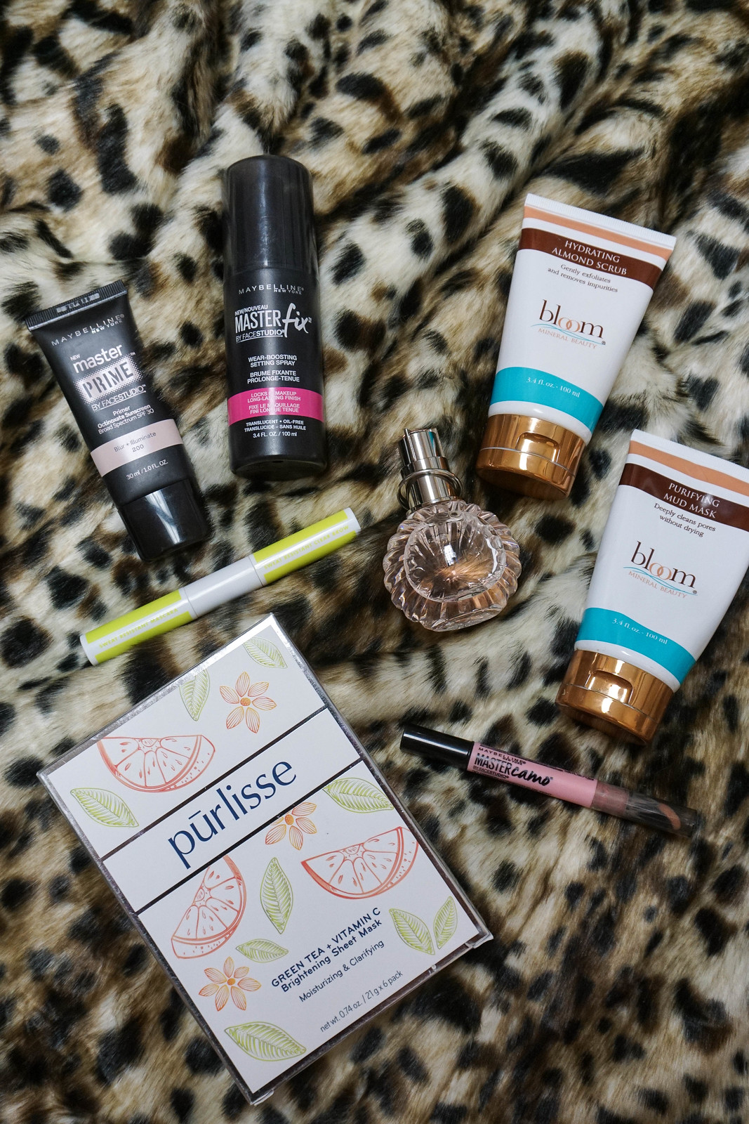 My Favorite Beauty Products from December 2017 Living After Midnite Jackie Giardina