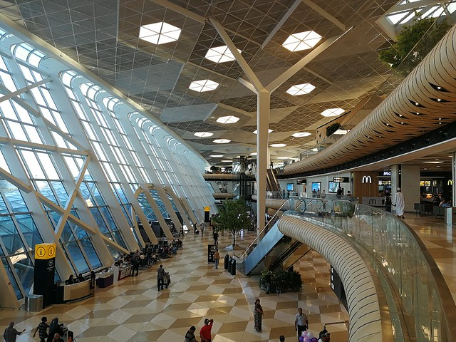 Heydar Aliyev International Airport, Baku