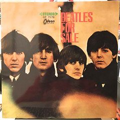 THE BEATLES:BEATLES FOR SALE(JACKET A)