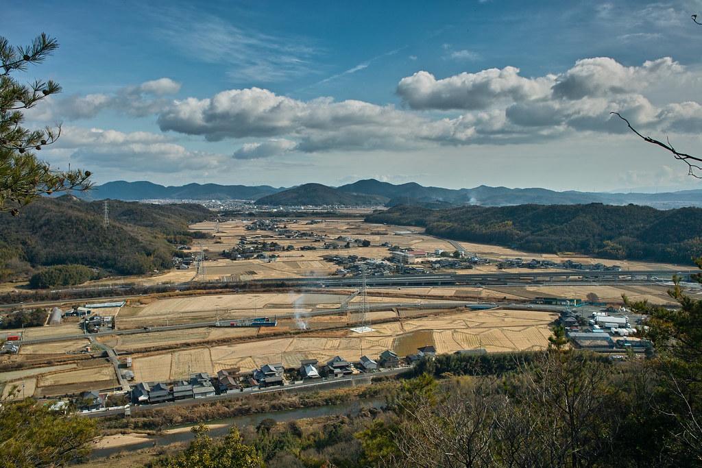 新庄山展望台からの眺め #1