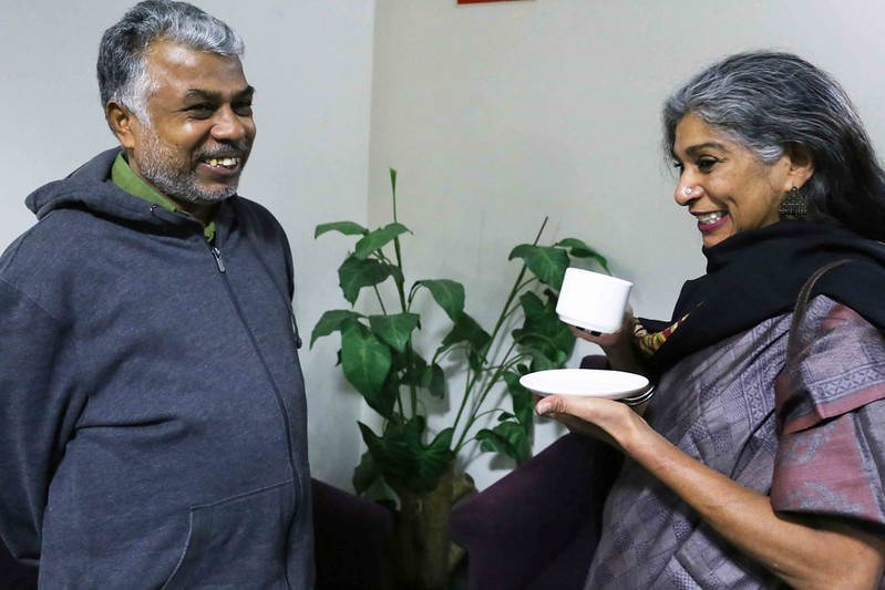 Netherfield Ball – The Story Behind Meru Gokhale's No-Show at Chiki Sarkar's Launch of Perumal Murugan's Book Launch, India Islamic Center