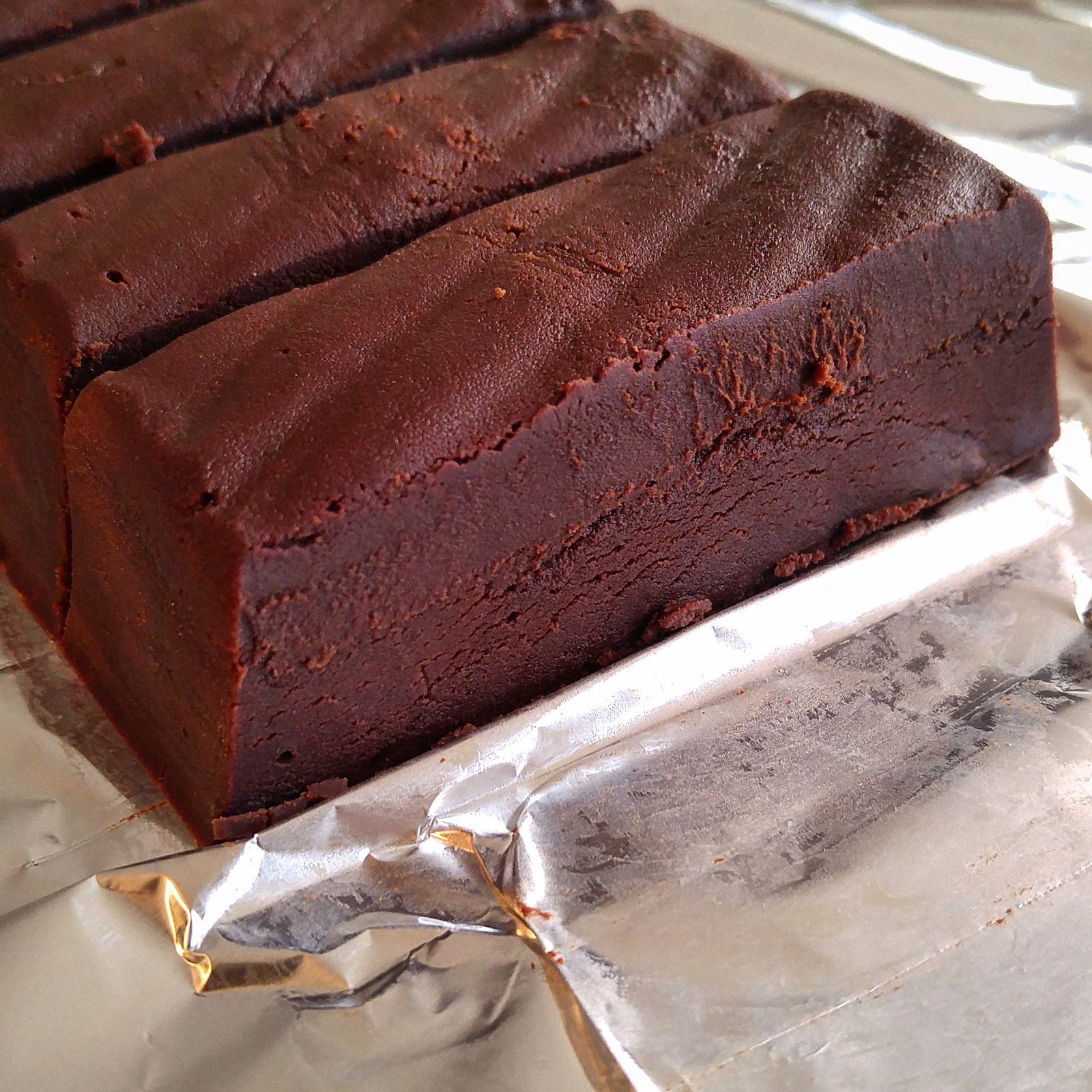Triple Chocolate Fudge